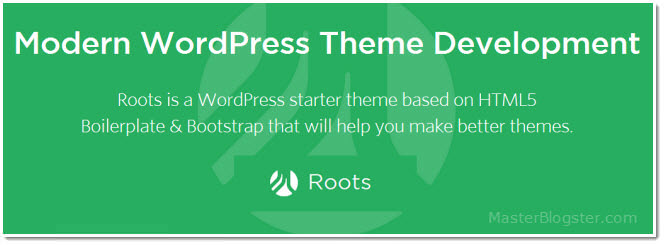 roots starter theme