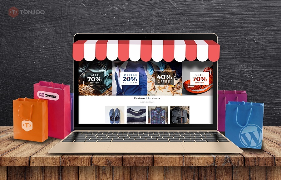 how to create a free online store with wordpress