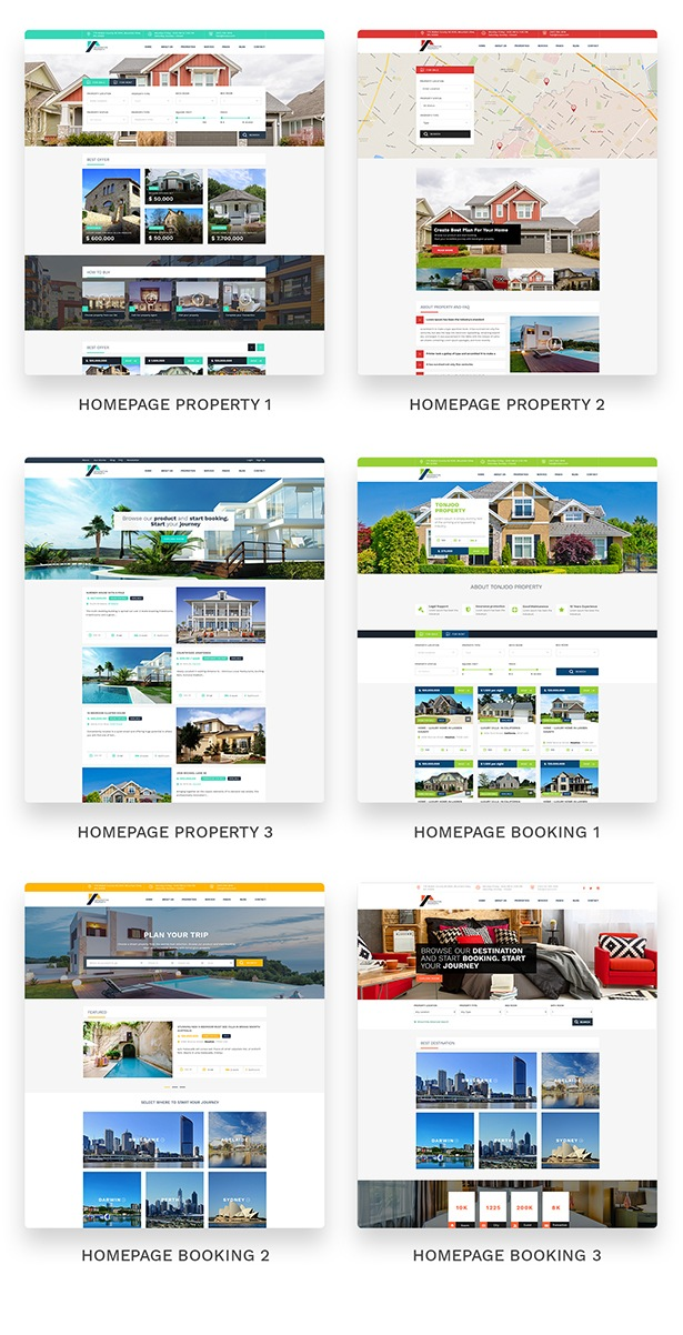 Kensington Property -  Agency and Single property HTML Template - 1