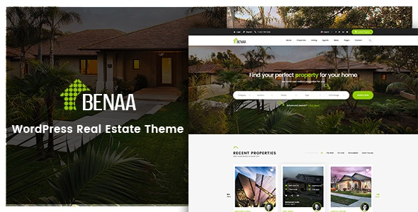 Benaa WP Theme
